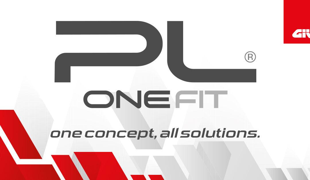 GIVI PL ONE-FIT: ¡un producto, infinitas soluciones!